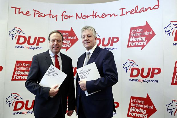 The Democratic Unionist Party are unhappy with the current Brexit plans and as such are planning to vote down the budget later this month.