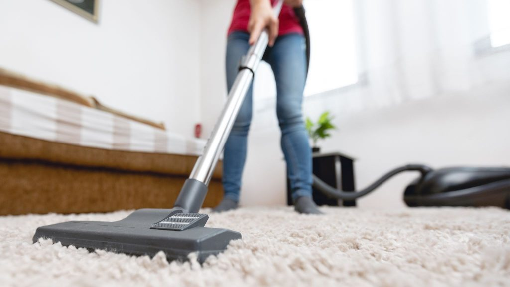 Political Control of Carpet Cleaning